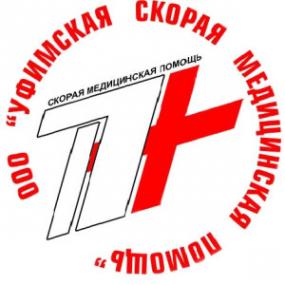 Логотип компании Первая частная Уфимская скорая помощь