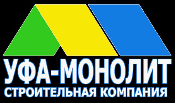 Логотип компании Уфа-монолит