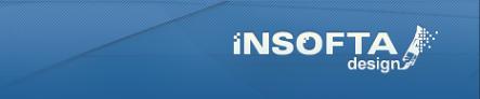 Логотип компании Insofta Design