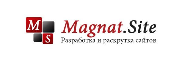 Логотип компании Magnat.Site