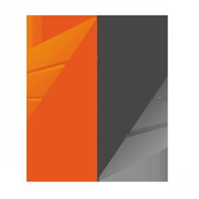 Логотип компании УРАЛЬСКИЕ МОДУЛЬНЫЕ ЗДАНИЯ