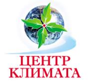 Логотип компании Центр Климата