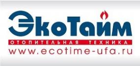 Логотип компании ЭкоТайм