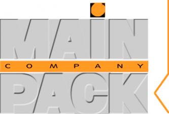 Логотип компании МэйнПак
