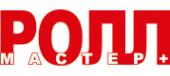 Логотип компании РОЛЛМАСТЕР+