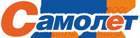 Логотип компании Самолет