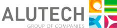 Логотип компании Алютех