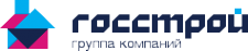 Логотип компании Госстрой
