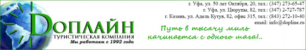 Логотип компании Доплайн
